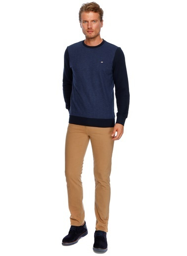 Limon Company Slim Fit Pantolon Camel